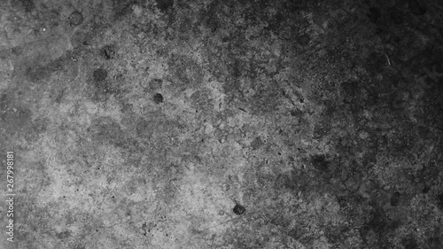 Canvas Prints Marble concrete stone wall background,gray cement floor