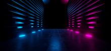 Neon Futuristic Dark Retro Sci...