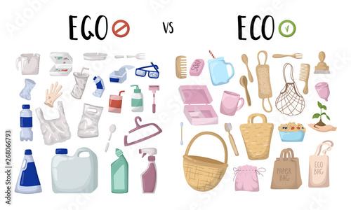Fotografie, Obraz  Nature Ecology Pollution