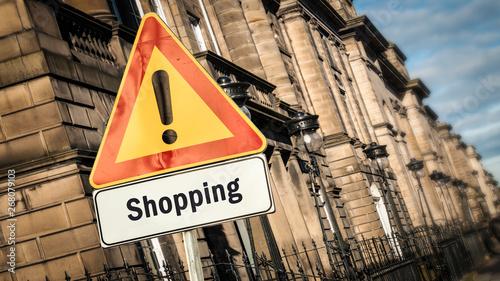 Fotografía  Schild 385 - Shopping