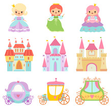 Collection Of Cute Little Prin...