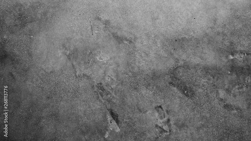 Spoed Fotobehang Betonbehang gray cement wall background, concrete floor texture