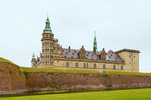 Kronborg Castle Made Famous By...