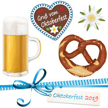 Collection Oktoberfest Objects 2019