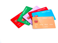 Credit Cards Of Different Banks