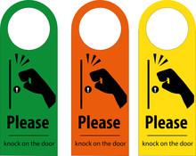 Please Knock The Door