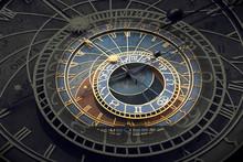 Astronomical Clock Orloj In Pr...
