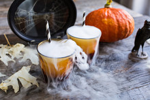 Halloween Themed Drinks