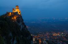 Tower Of San Marino