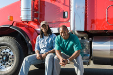 African American Truck Drivers