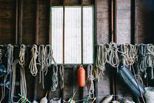 Boat Gear Storage