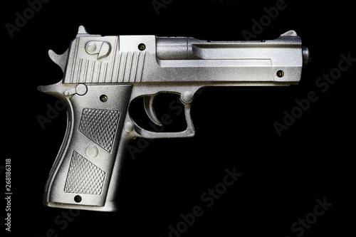Fototapeta Toy Plastic Gun