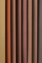 Brown Palette Paper Design