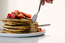 Whole Grain Pancake Stack Read...