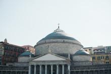 Church San Francesco Di Paola In Naples