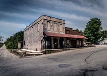 Small Town Indiana