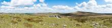 Panorama Of The Granite Bedroc...