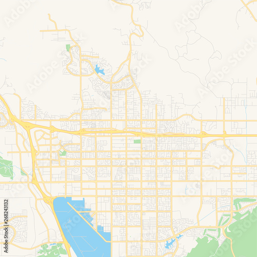 Valley Usa Map on