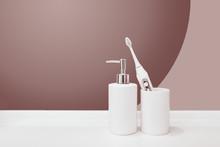 White Ceramic Bathroom Accesso...