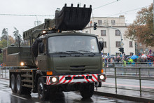 Soldiers Of Czech Army Are Rid...