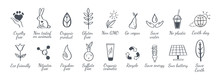 Eco Friendly, Ecology Vector H...