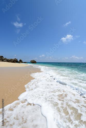 Fotografia  沖縄の美しいビーチ