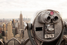 Binocular In The Empire State