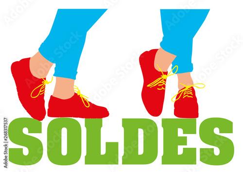 SOLDES COLOR - Boutique chaussures