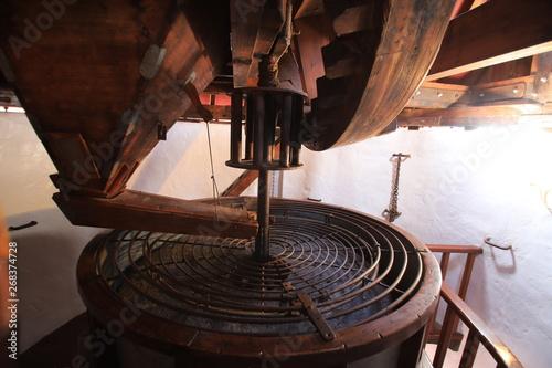 Obraz na plátně  moulin