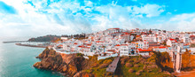 Giant Panorama About Albufeira...