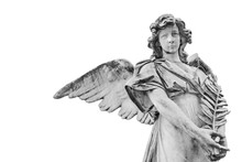 Statue Of An Angel