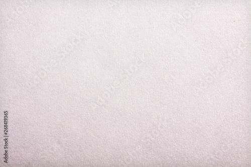 Obraz na plátně Blank white paper texture background detail