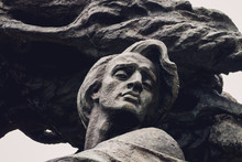 Statue Of Frederic Chopin