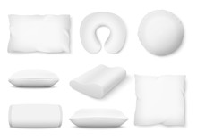 Set Of Different Shaped Soft W...