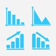 Infographic vector icon.