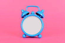 Blue Classic Alarm Clock Witho...