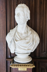 Bust of William Pitt the Younger - created over 100 years ago.