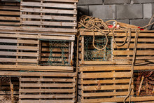 Traditional Lobster Traps Stor...
