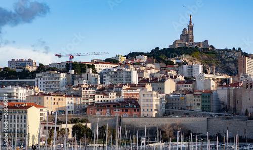 un week-end à Marseille Wallpaper Mural
