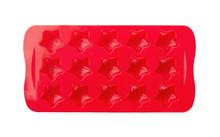 Red Ice Tray Stars