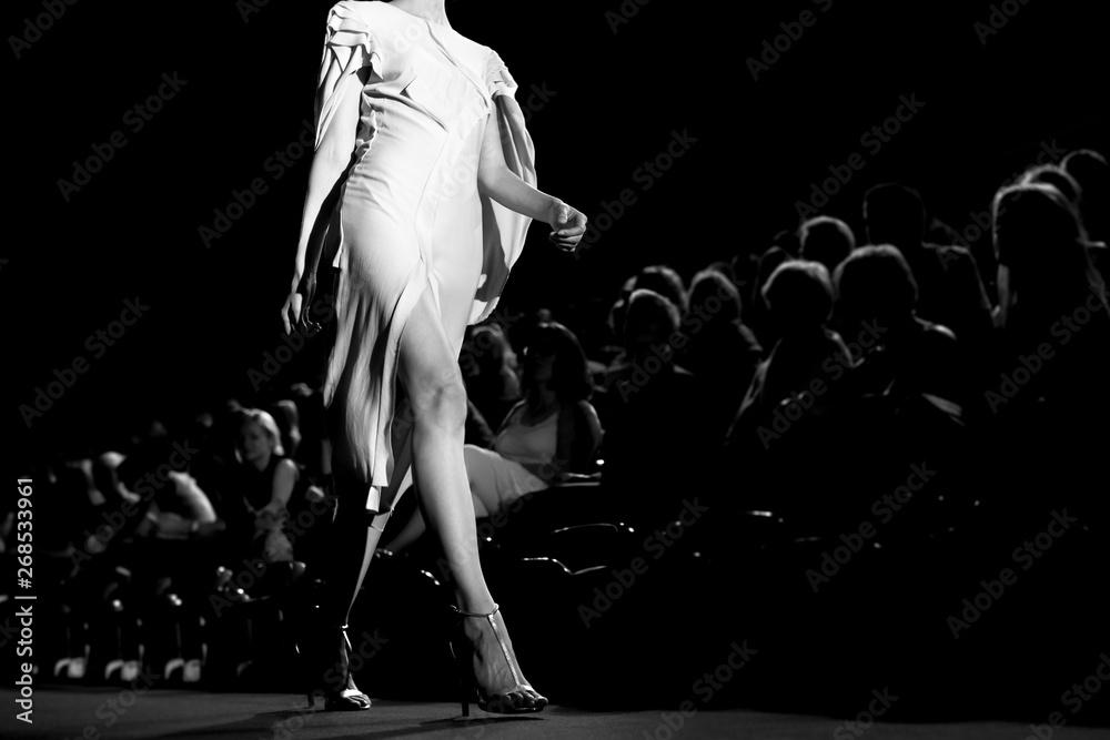 Fototapety, obrazy: Fashion Show, Catwalk Event, Fashion Industry themed photo.