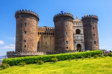 Castel Nuovo Castle, Naples, I...