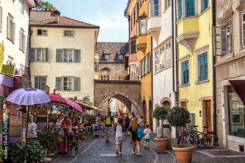 Fotografía  Bolzano, Via Dr