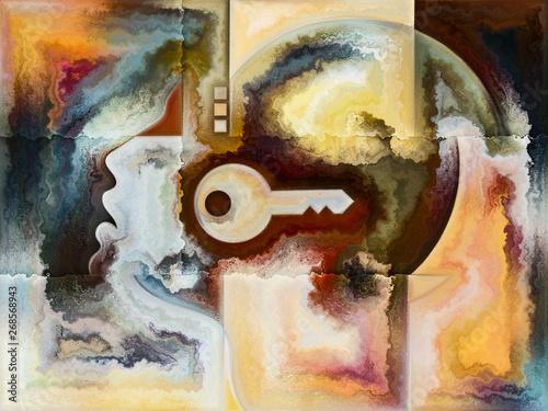 Intricate Living Canvas