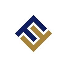 F F Letter Logo Template