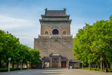Bell Tower And Drum Tower Of B...