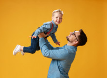 Happy Father's Day! Cute Dad A...