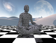 Meditation On A Chessboard