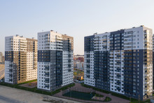 View Of The Residential Area O...