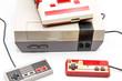 Spielkonsolenklassiker aus den 80ern
